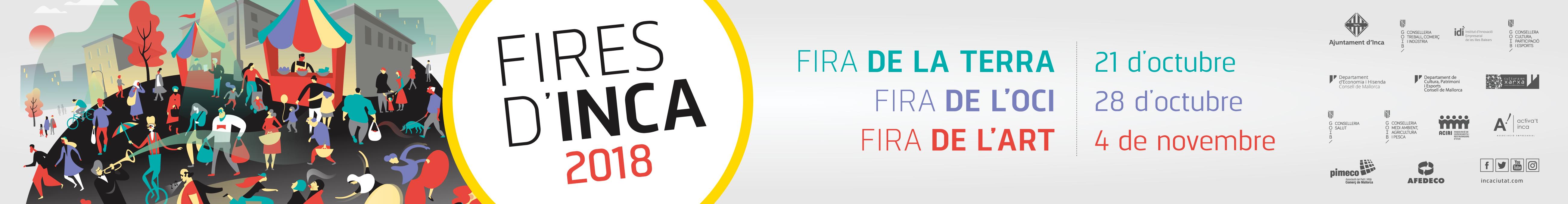www.dijousbo.es | 15 novembre 2018 | Dijous Bo Inca logo