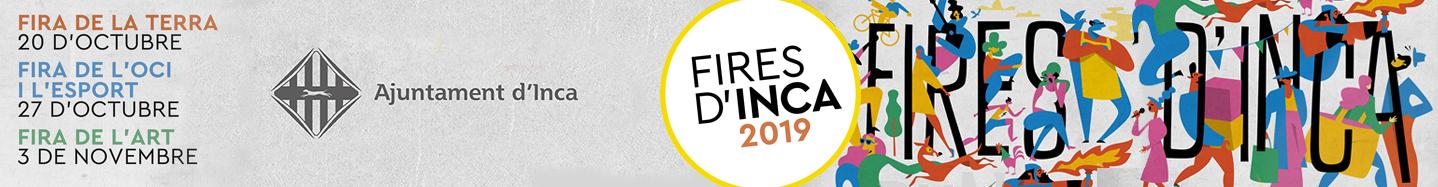 www.dijousbo.es | 14 novembre 2019 | Dijous Bo Inca logo